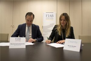 Firma acuerdo FIAB Cleanity