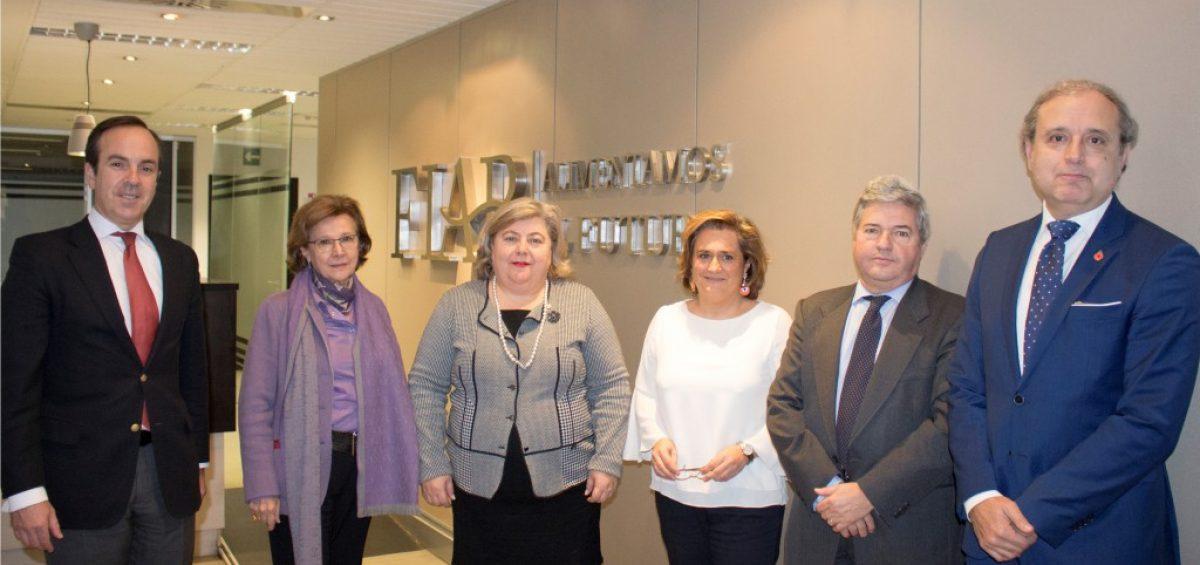 Foto FIAB Grupo Parlamento Europeo