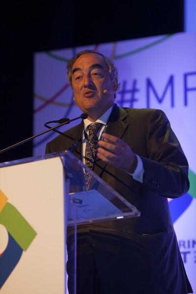 Rosell CEOE V Madrid Food Drink Summit