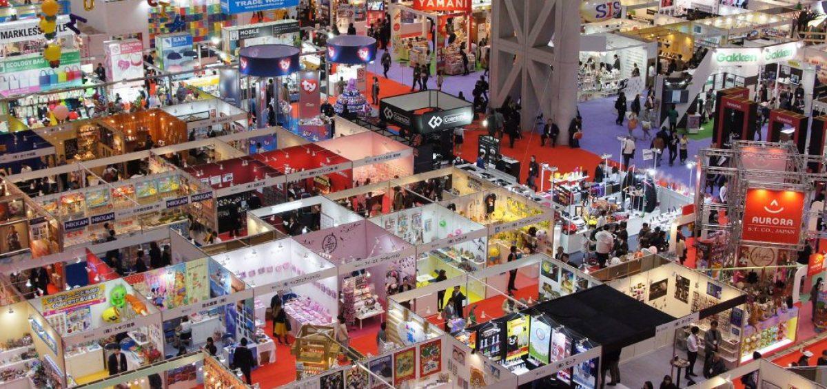 Super market trade show