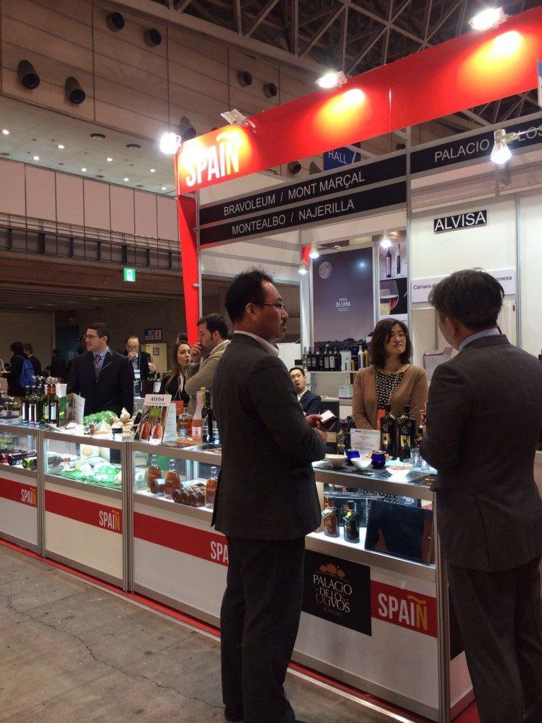 Supermarket Trade Show de Japón