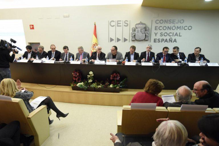 Consejo Economico y Social 1