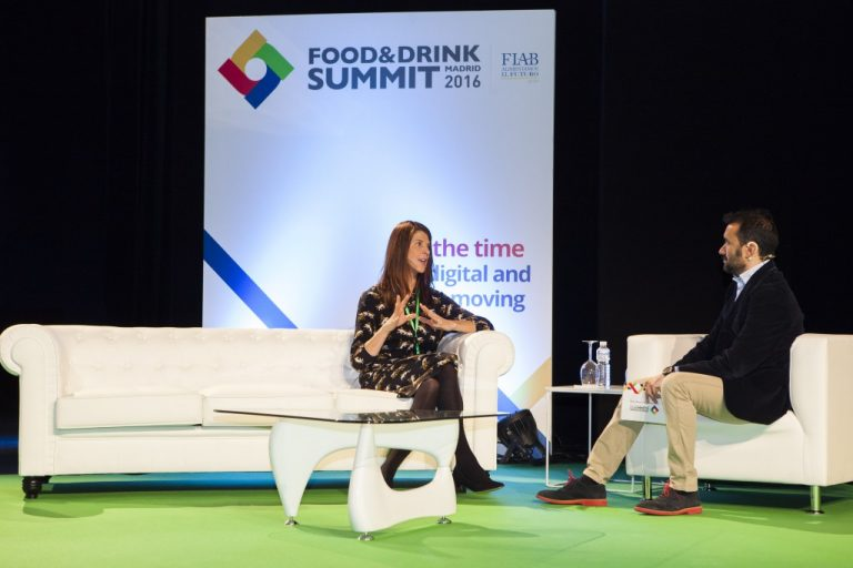 Food Drink Summit 2016 Ruth Beitia