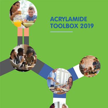 FoodDrinkEurope Acrilamida 2019
